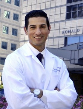 A photo of Dr. Jason Roostaeian specializing in natural looking plastic surgery at UCLA