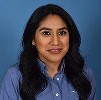 A photo of Dr. Jason Roostaeian's UCLA patient coordinator Lili Lopez